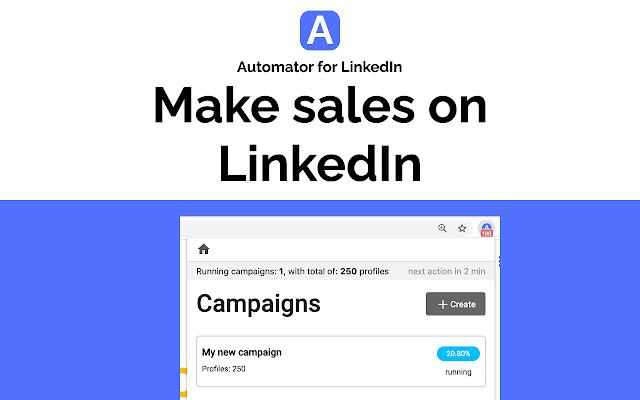 Professional Automator for LinkedIn