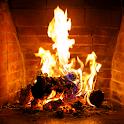 Blaze - 4K Virtual Fireplace icon
