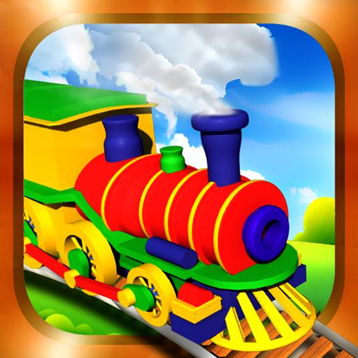 玩具火車大亨 策略 App LOGO-硬是要APP