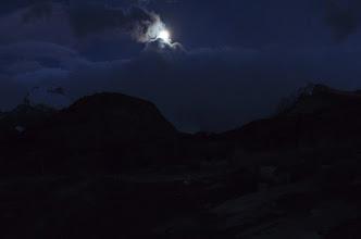 Photo: Moon walking