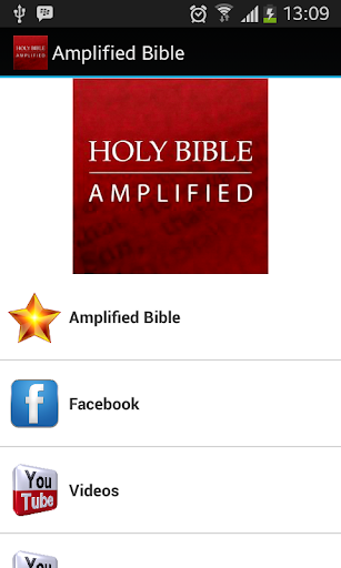 Amplified Bible Study Free AMP
