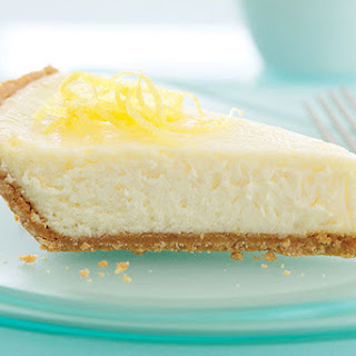 PHILADELPHIA 3-STEP Luscious Lemon Cheesecake Recipe