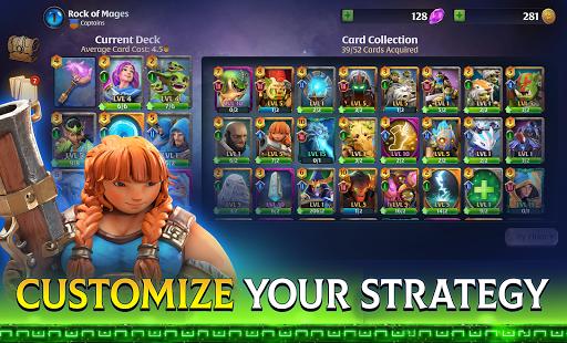 Arcane Showdown - Battle Arena filehippodl screenshot 3