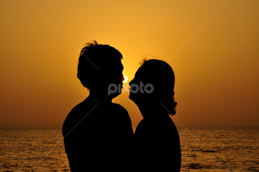 Juan and Maria by Wallei Trinidad - People Couples
