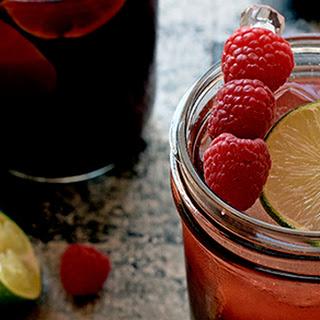 Berry Fizz Mocktail {Paleo, AIP}