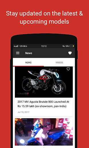 ud83cudfcd BikeDekho - New Bikes & Scooters Price & Offers Screenshots 4