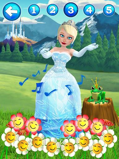 Talking Ice Queen  screenshots 12