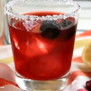 Wild Berry Sidecar Cocktail Recipe