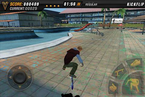 Mike V: Skateboard Party PRO  screenshots 2
