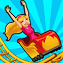Roller Coaster : Thrill Rush icon