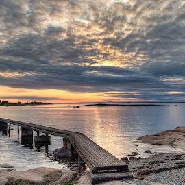 Saltholmen Norway by Dirk Rosin - Buildings & Architecture Bridges & Suspended Structures