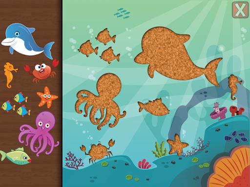 Animal Jigsaw Puzzle Toddlers 3.5 screenshots 12
