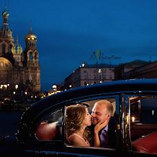 Wedding photographer Aleksandr Zarvanskiy (valentime). Photo of 15.08.2016