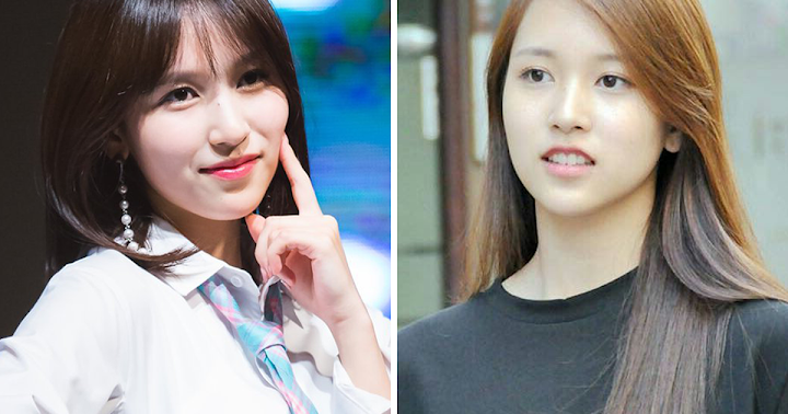 Twice Without Makeup Twice 2020