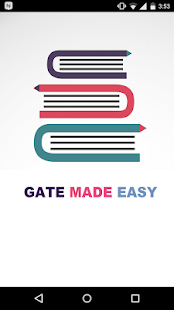 GATE MADE EASY - náhled