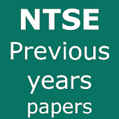 Free pdf download NTSE Previous questions papers