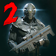 Zombie Shooter World War Star Battle Gun 3D FPS 2 icon