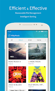 HibyMusic screenshot 4