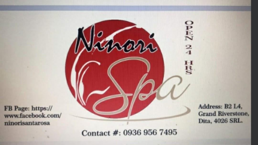 Ninori's Spa Massage and Wellness Center - the First massage