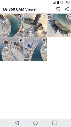 LG 360 CAM Viewer 1.1.3 screenshots 1