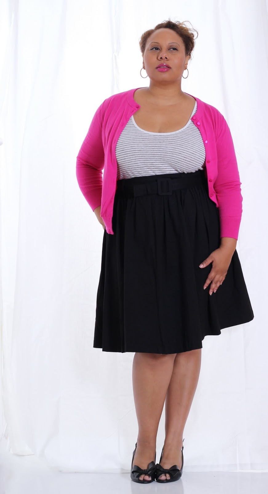 http://www.petitecareergirl.com/2015/09/pink-black-and-stripes.html