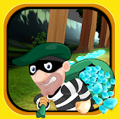 Jungle Prison Runner 3D