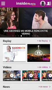 M6 mobile- screenshot thumbnail