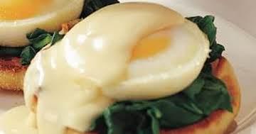 Eggs Florentine Recipe | Yummly