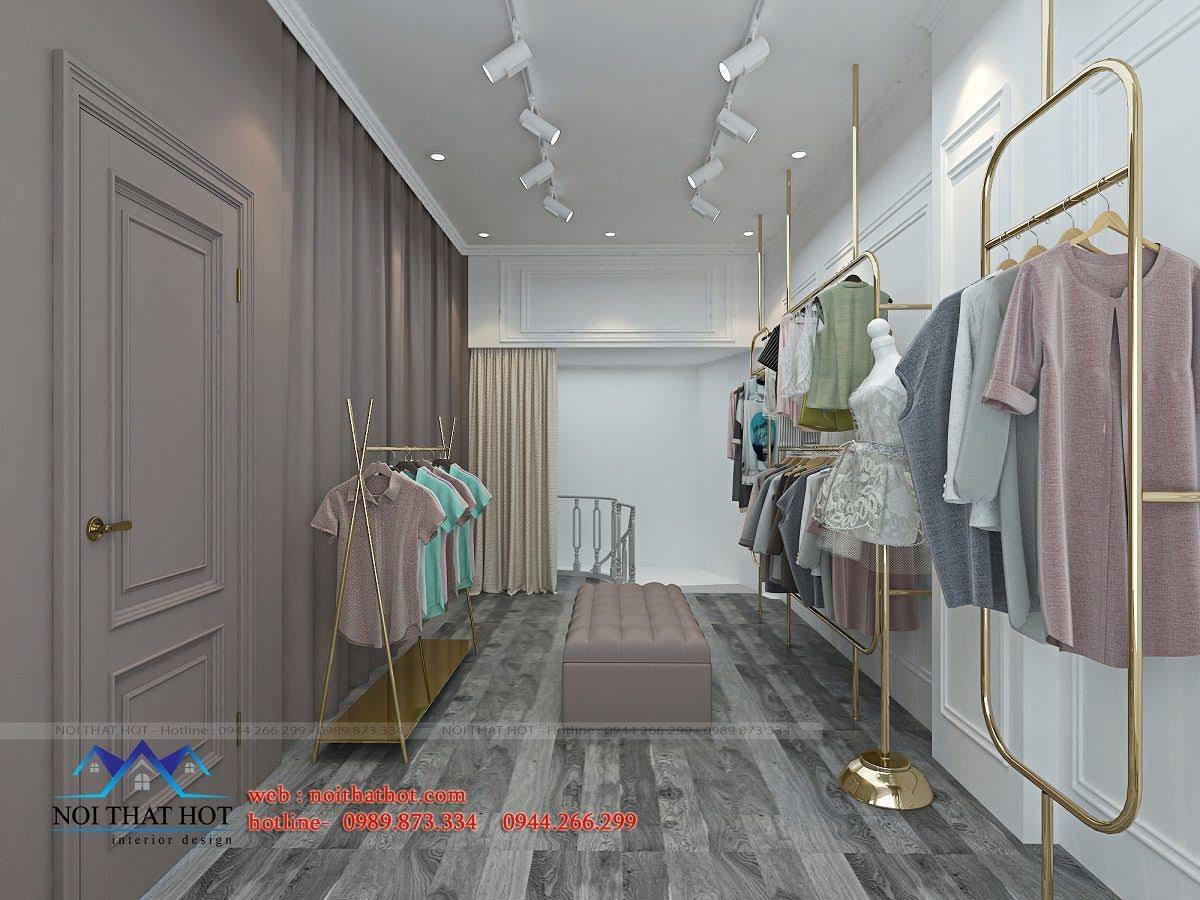 thiết kế shop thời trang online 4
