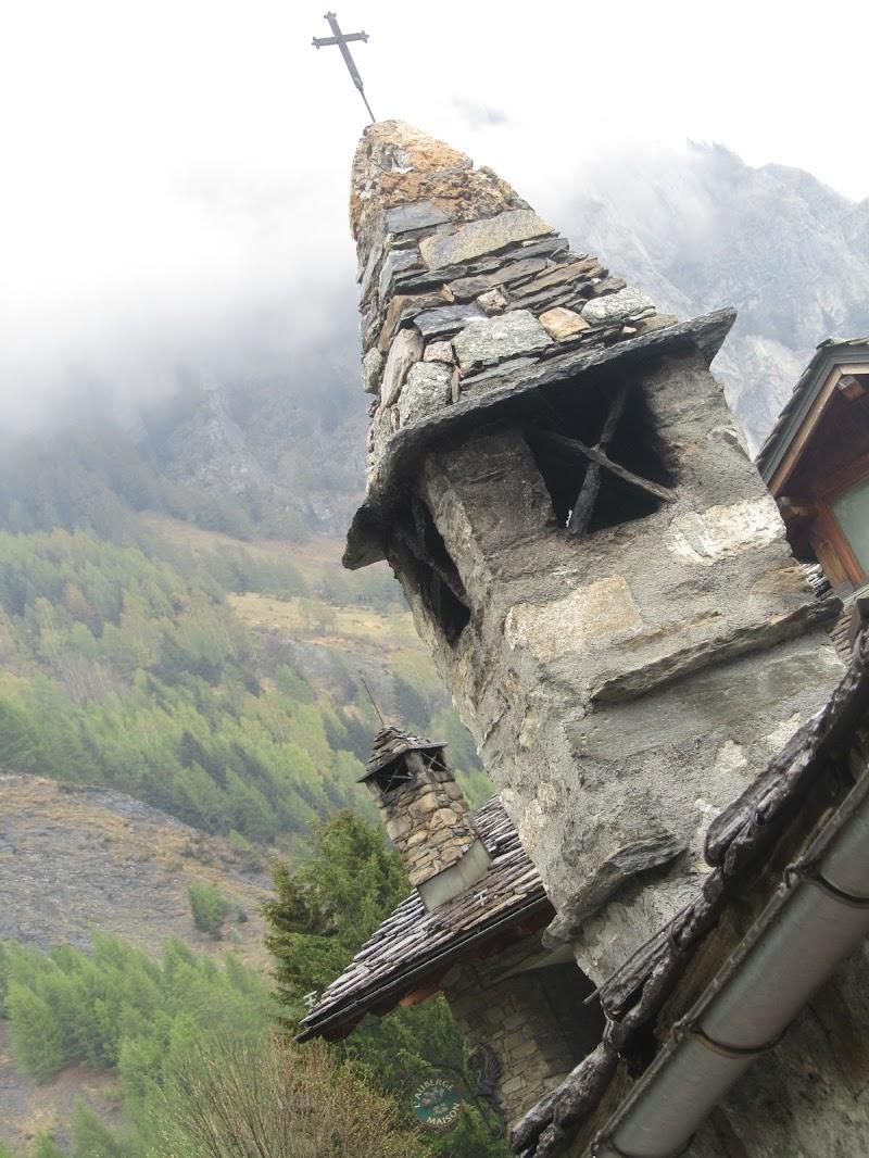 Camino sul tetto di Antopaga