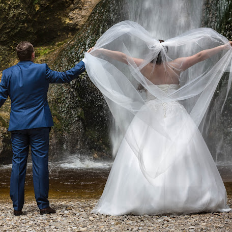 Wedding photographer Michal Ptacin (ptico1). Photo of 14.02.2018