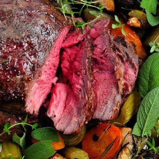 Roast Beef & Cauliflower Mash