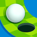 Portal Rolling Ball: Puzzle game with labyrinth icon