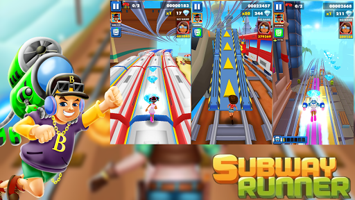 Subway Runner -  Princess Surf Rush 2019 9.13 screenshots 1