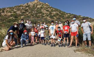 Actividades en el cerro del Espíritu Santo