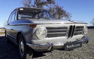 BMW 1600 Rent Castelo Branco