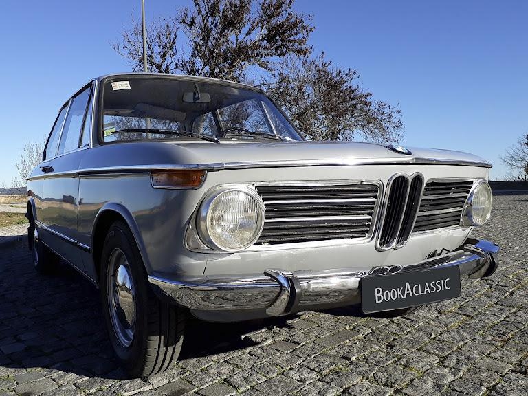 BMW 1600 Hire Ourém