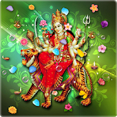 Ambe Maa Live Wallpaper