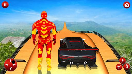 Superhero Robot Speed Hero apkpoly screenshots 11