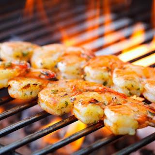 Mesquite Grilled Shrimp