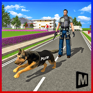 Police Dog City Crime Chase for PC and MAC