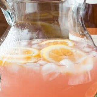 Pink Rose Lemonade.