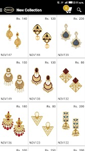 Padmavati Fashion Jewellery screenshot 0