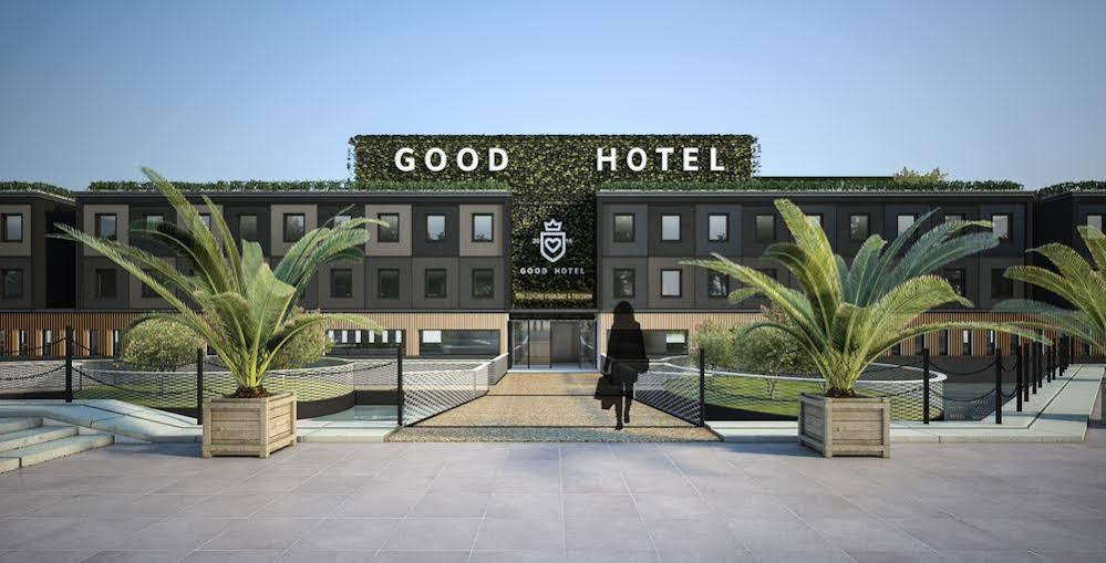 Good Hotel London (opening December 1st, 2016)