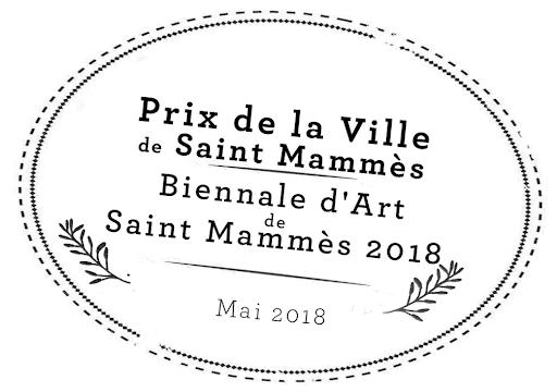 Jeanne PAPA_Prix de la Ville de Saint Mammès 2018