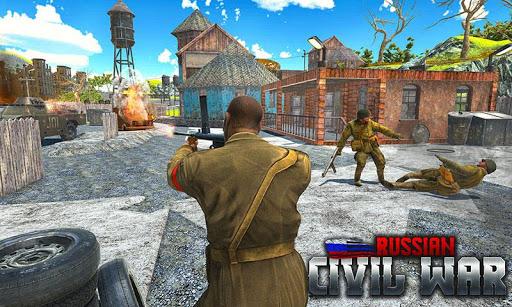 Russian Army Civil War Battlegrounds Survival Game 1.0.3 screenshots 3