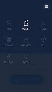 Gatehub Wallet - náhled