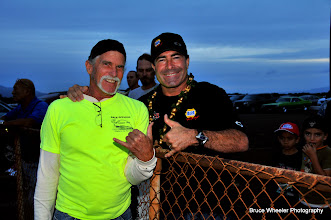 Photo: Al Engholm and Ron Capps