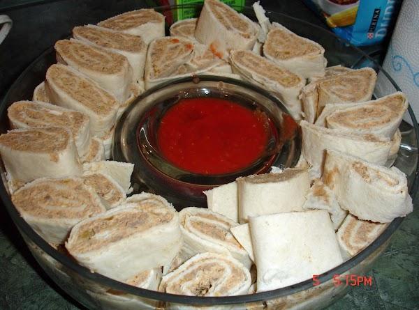 Burrito Bites Recipe