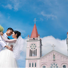Wedding photographer Owen Ballesteros (owenandnikka). Photo of 11.02.2015